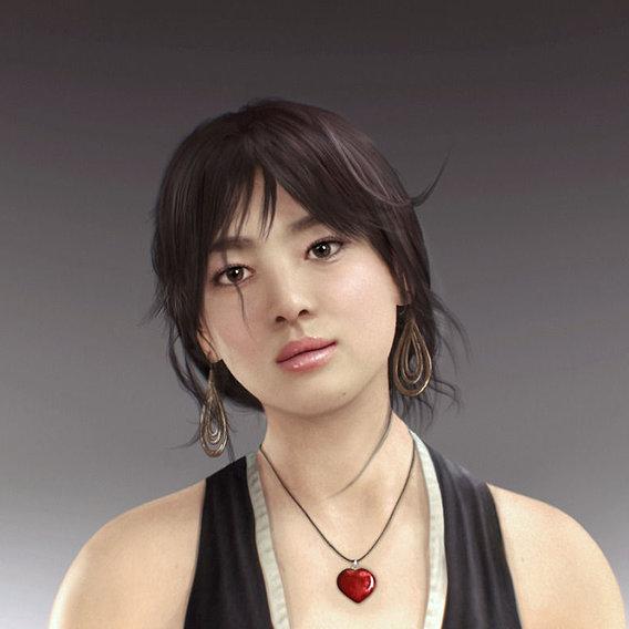 Korean - Star - Actress