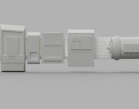 3D print model Star Wars Clone Trooper Realistic Belt