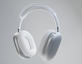 AIRPODS MAX 3D asset
