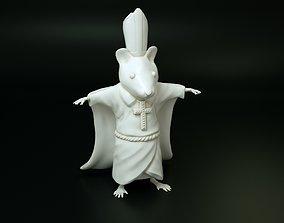 Ameno Mouse 3D print model