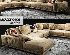 3D Sofa BoConcept Carlton