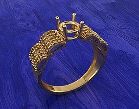 Ring v-6 3D print model