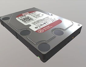 3D model Western Digital WD30EFRX