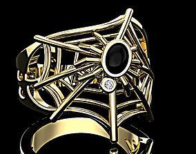 3D printable model Ring spider