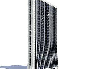 Office Skyscraper 3D Model