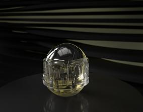 parfum Parfum bottle 3D