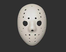 3D print model Jason Mask