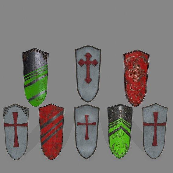 shield set