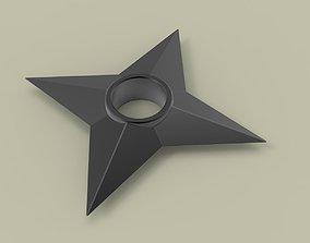 3D Shuriken 2