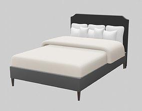 3D model Master Bedroom Bed