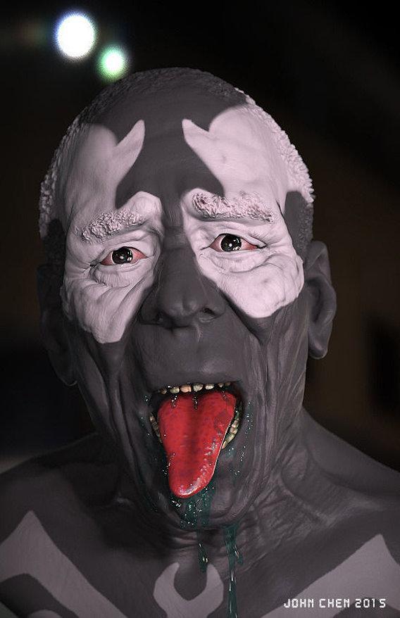 Aging Venom