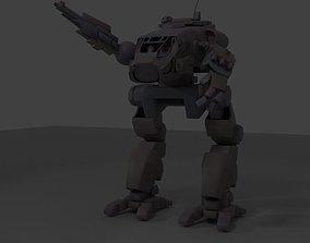 Warfare Robot 3D