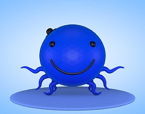 Oswald - Cartoon Character 3D