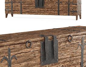 Van Thiel rustic trunk 3D