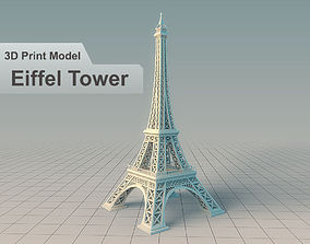 Eiffel Tower miniatures 3D print model