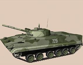 3D model BMP3 Russian light infantry tank