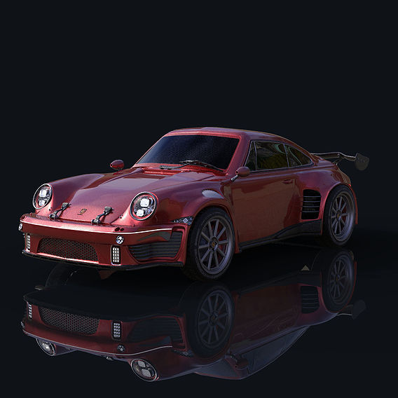 Porche Car Design
