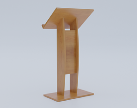 3D model Lectern - Pulpit