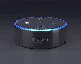 Amazon Echo Dot 3D