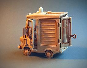 Piggy Van 3D print model