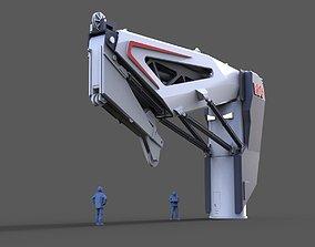 Offshore crane ROC 3D printable model