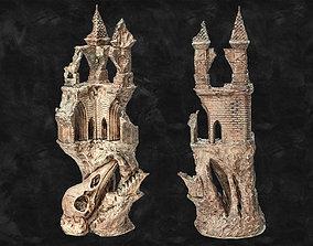 ANCIENT RAVEN CITADEL 3D printable model