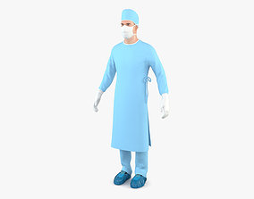 Surgeon 3D model
