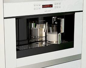 3D model Coffee Machine Kuppersbusch EKV 6500