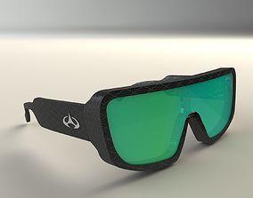3D Evoke Amplifier Sunglasses shield