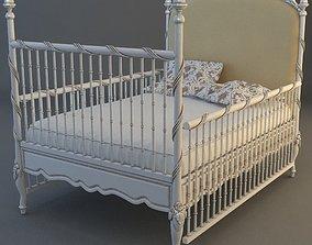 3D model Childs Bed