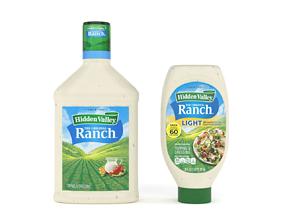 Hidden Valley Original Ranch Salad Dressing 3D