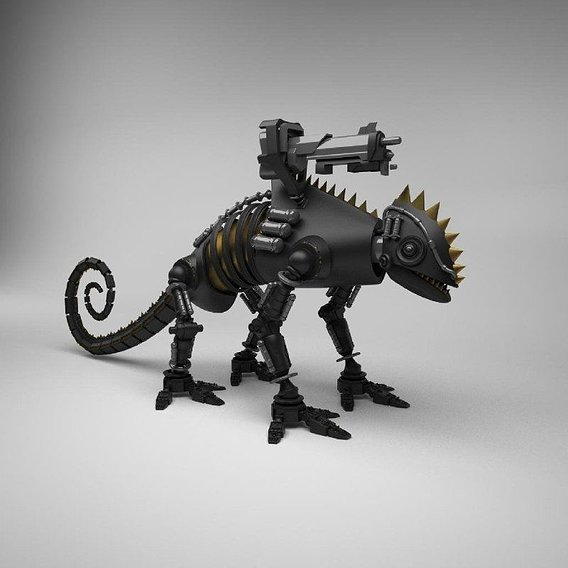 Robo Lizard