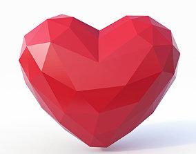Free Heart 3d Models Cgtrader