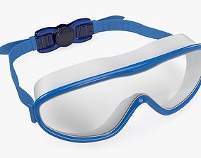 3D Goggles swimming 01