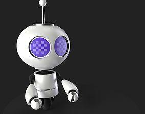 MicroBOT 3D model