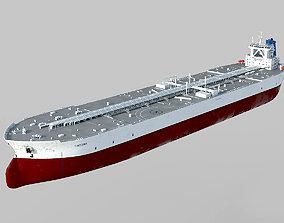 3D model Oil Tanker TI class