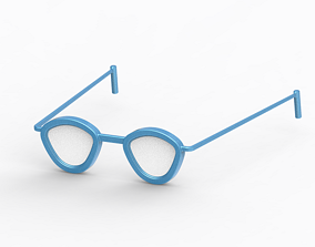 3D printable model Stylish Spectacles