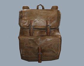 3D model Survival Backpack