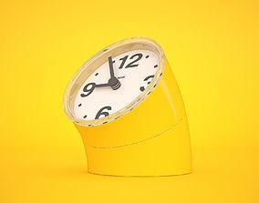 3D model Desk Clock Alessi Cronotime