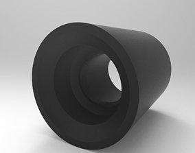 3D print model KWC uzi - bucking