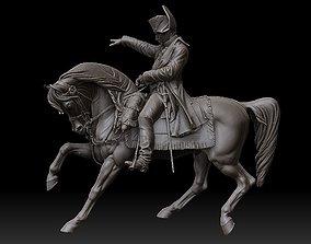 Napoleon Statue 3D print model