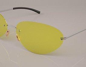 sun Glasses sunglasses other 3D