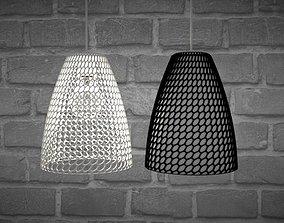 3D printable model Five Lamps Topology