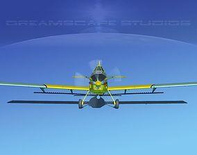 3D model Air Tractor AT-802 V06