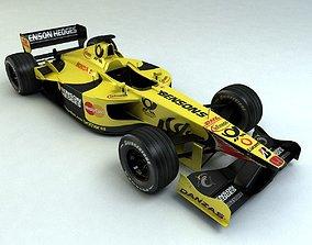 2001 Jordan EJ11 3D asset