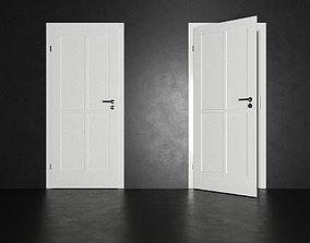 PS Modern Door Series 2 3D asset