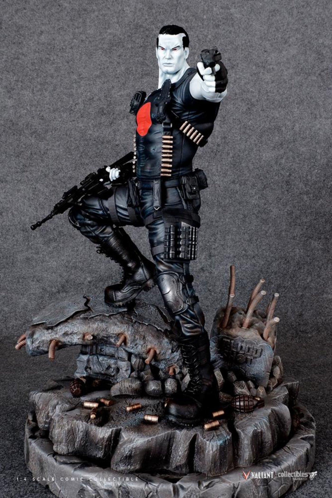 Bloodshot Valiant Comics