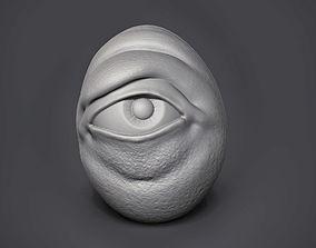 Eye Egg 3D print model