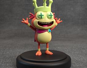 King Flippy Nips - Rick and Morty 3D print model