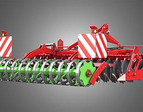 3D model farmer3000 Qualidisc Farmer 3000